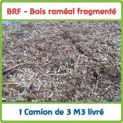 BRF - Bois Raméal Fragmenté