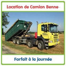 Location Camion Benne avec...