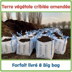 Forfait 8 Big Bag - Terre...