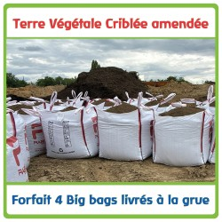 Forfait 4 Big Bag - Terre...