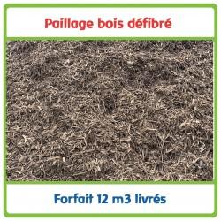 Paillage Bois 12 m3