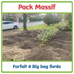 Pack big bag pour Massif