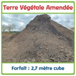 Terre Végétale Amendée 2,7...