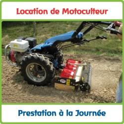 Location de Motoculteur...